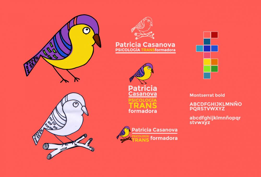 Patricia Casanova - Psicología trans